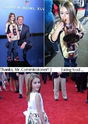 9歳でアメフトのスター選手になった女の子、サム・ゴードンちゃんのお話_b0007805_082046.jpg