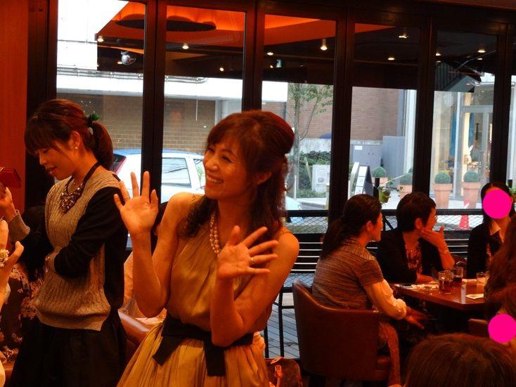 エリオットゆかり x JANAT(ジャンナッツ) 秋のティーパーティー@東京レポ☆_d0104926_0321661.jpg