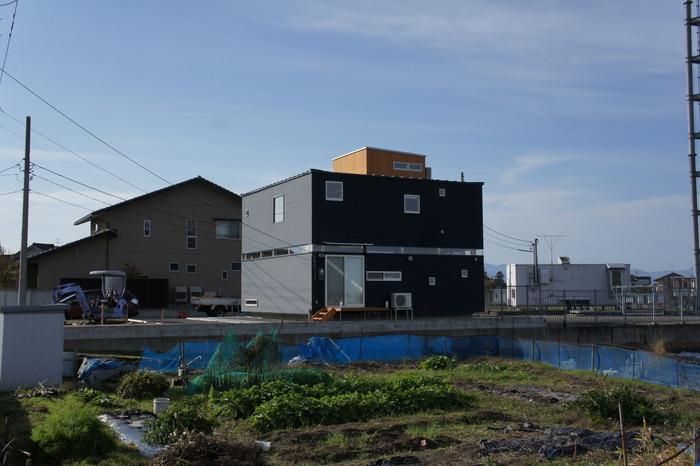 「スタジオの家」竣工_e0189939_23555772.jpg