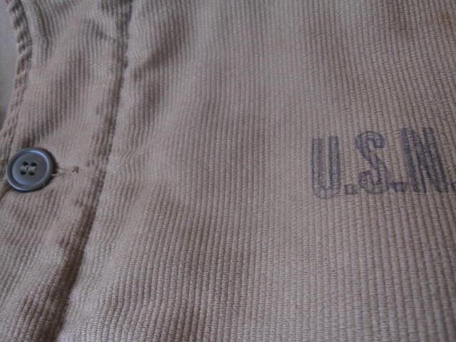 WW2 USN N-1 DECK JACKET 36!!_d0098545_1737564.jpg