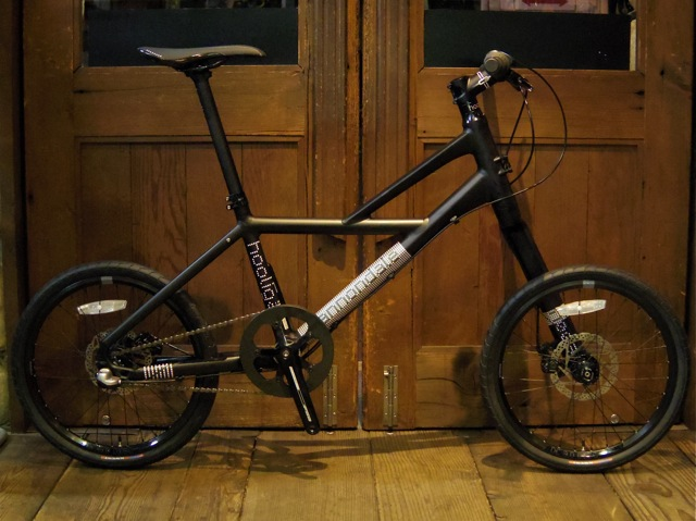 cannondale HOOLIGAN 1 (SALE BIKE) _e0132852_20521595.jpg