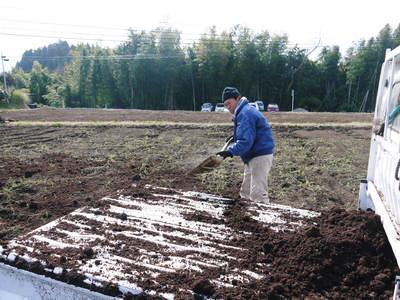 菊池水源里山ニンジン 無農薬・無化学肥料で大事に育てました!!_a0254656_17283686.jpg