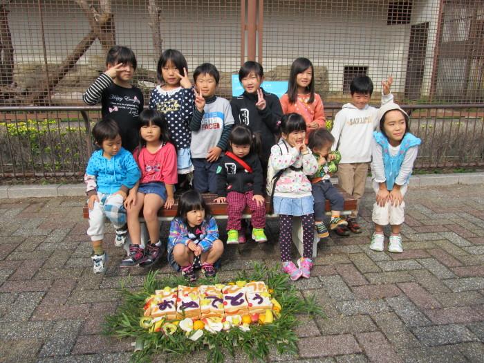 媛ちゃん 7歳のお誕生会_e0272869_07395696.jpg