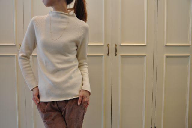 リュクスに  ・・・   knit 。 outer 。。。_b0110586_19522836.jpg