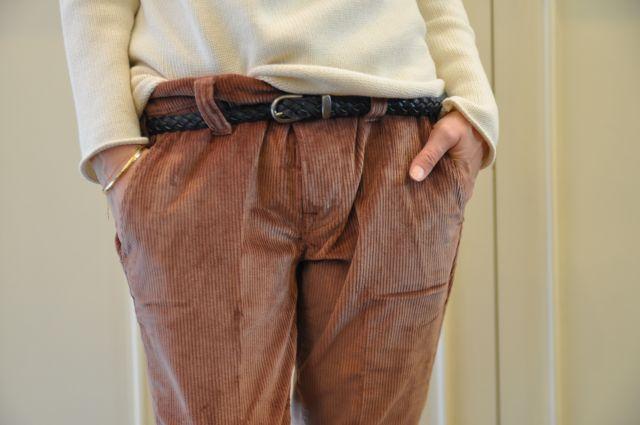 リュクスに  ・・・   knit 。 outer 。。。_b0110586_1955319.jpg