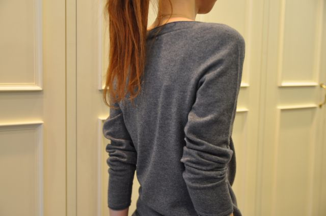 リュクスに  ・・・   knit 。 outer 。。。_b0110586_2065957.jpg