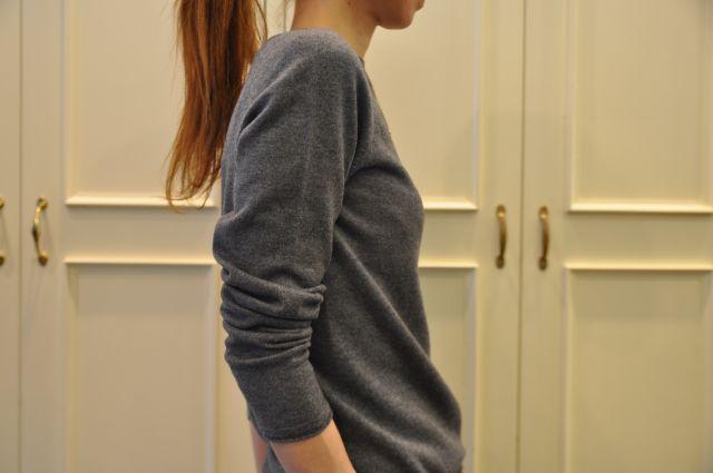 リュクスに  ・・・   knit 。 outer 。。。_b0110586_206849.jpg