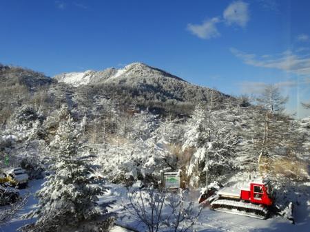 雪景色の朝_e0120896_07032148.jpg