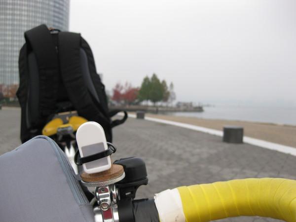 自転車の 自転車 車載 スタンド 自作 : ... 湖自転車サイクリングブログ