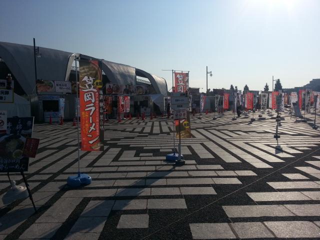 11/17 東京ラーメンショー2013第1幕 1杯目_b0042308_23445298.jpg