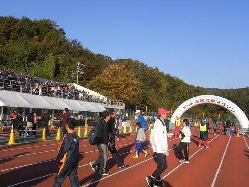 第33回高岡万葉マラソン~今年の走り納め_c0194417_194449.jpg