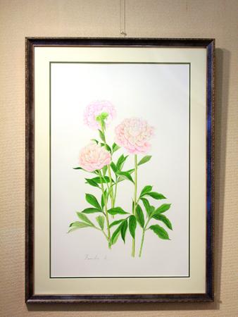 ボタニカルアート展へ_a0275527_21315994.jpg