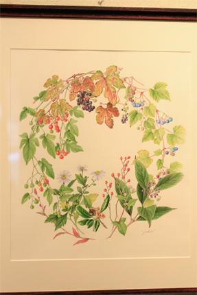 ボタニカルアート展へ_a0275527_23355917.jpg