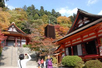 談山神社の紅葉_a0237937_23522534.jpg