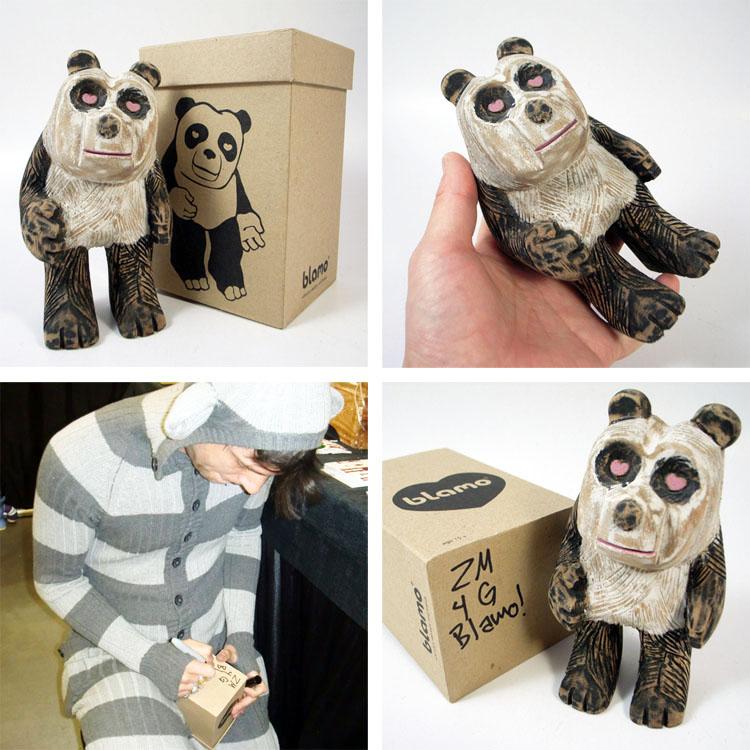 DCon 2013 / Blamoの今年は木彫りのパンダ風_a0077842_15040455.jpg