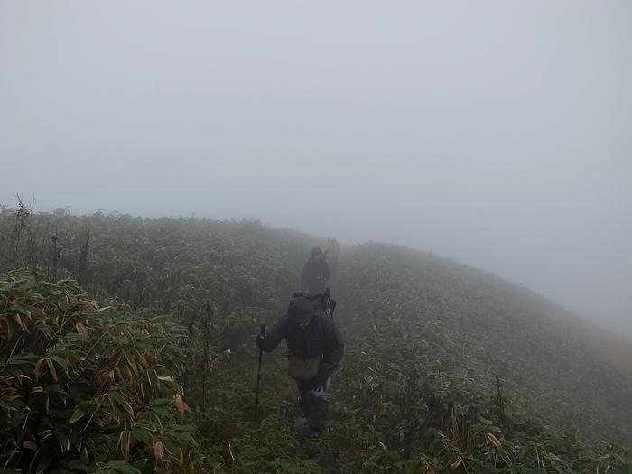 2013.11.3-4 谷川岳を歩いて泊まる山旅 day2_b0219778_16164499.jpg