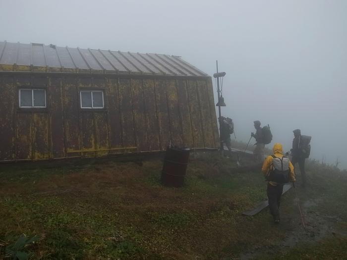 2013.11.3-4 谷川岳を歩いて泊まる山旅 day2_b0219778_16181899.jpg
