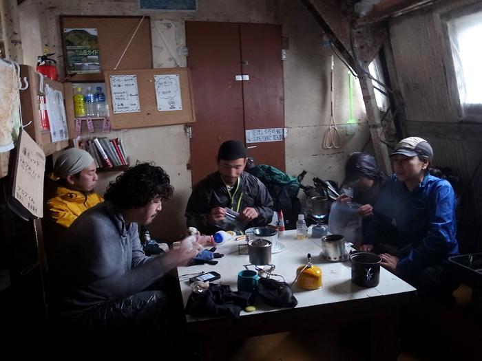2013.11.3-4 谷川岳を歩いて泊まる山旅 day2_b0219778_16185528.jpg