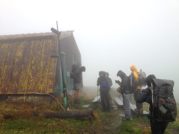 2013.11.3-4 谷川岳を歩いて泊まる山旅 day2_b0219778_1619182.jpg