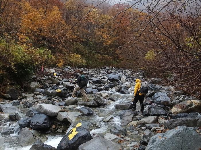 2013.11.3-4 谷川岳を歩いて泊まる山旅 day2_b0219778_16213716.jpg