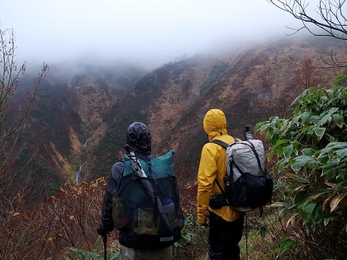 2013.11.3-4 谷川岳を歩いて泊まる山旅 day2_b0219778_16313920.jpg