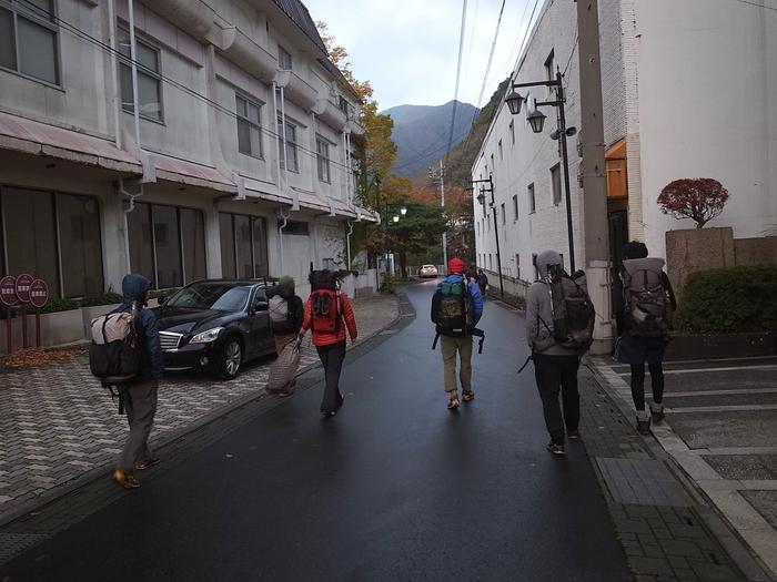 2013.11.3-4 谷川岳を歩いて泊まる山旅 day2_b0219778_16322934.jpg
