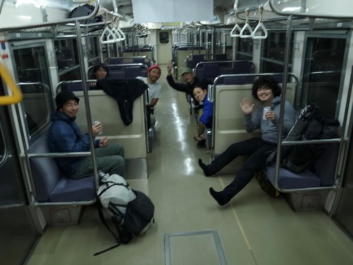 2013.11.3-4 谷川岳を歩いて泊まる山旅 day2_b0219778_16325145.jpg