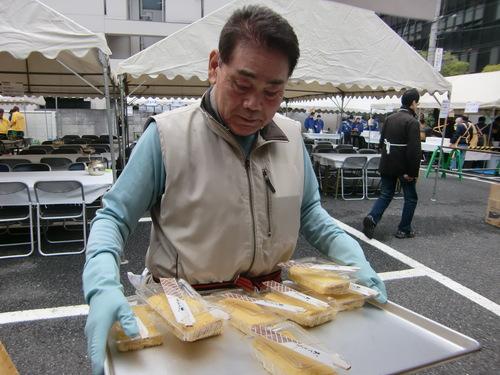 男の手料理 バザー_a0125981_208561.jpg