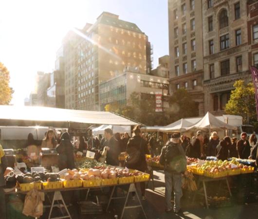 晩秋を迎えたニューヨークの青空市場_b0007805_11333788.jpg