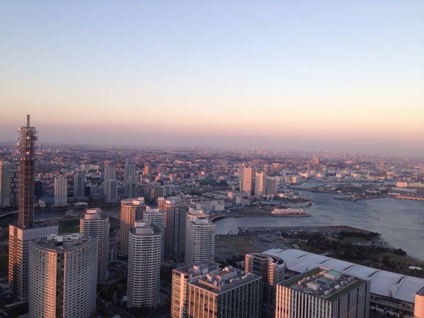 横浜ランドマークタワーから_d0147406_16594814.jpg