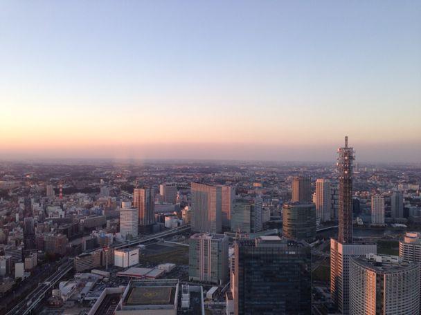 横浜ランドマークタワーから_d0147406_16594921.jpg