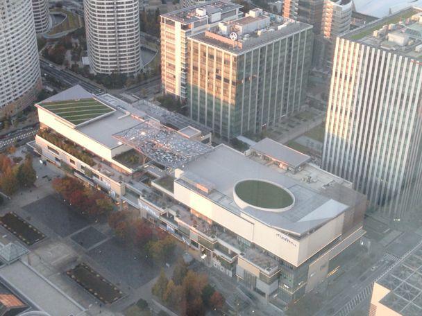 横浜ランドマークタワーから_d0147406_16594935.jpg