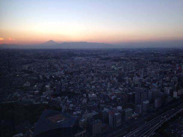 横浜ランドマークタワーから_d0147406_16595042.jpg