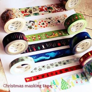 X\'mas masking tape_c0118809_3403361.jpg