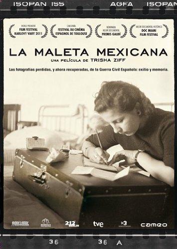 映画◉『THE MEXICAN SUITCASE』ー メキシカン・スーツケースを観て。 @MS_CapaSpain  ▶_b0032617_16352363.jpg