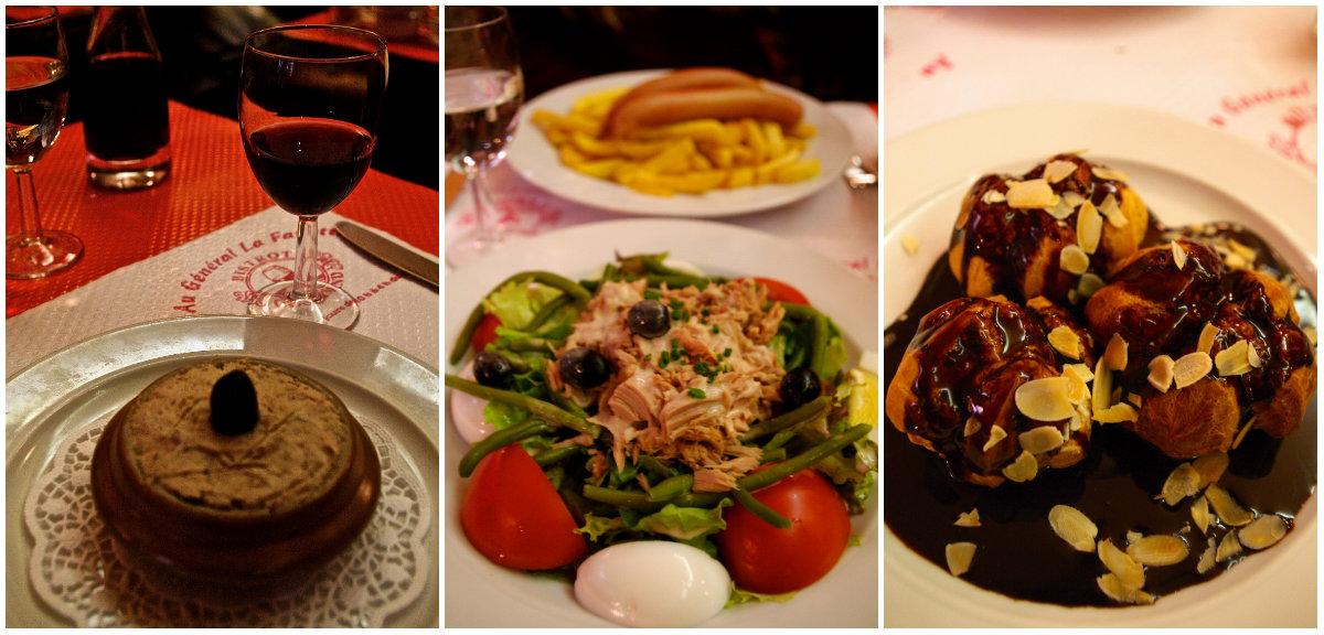 秋のパリ日記4:老舗お菓子屋さん、クラシックなビストロ、パリの食は美しい♪_e0114020_17213042.jpg