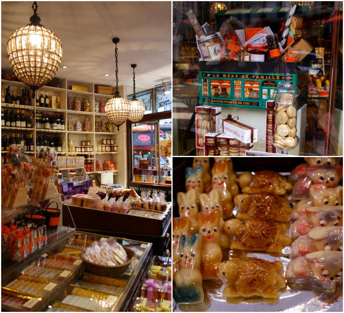 秋のパリ日記4:老舗お菓子屋さん、クラシックなビストロ、パリの食は美しい♪_e0114020_17561746.jpg