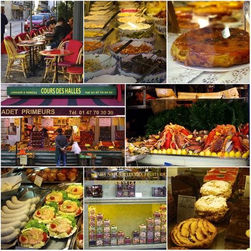 秋のパリ日記4:老舗お菓子屋さん、クラシックなビストロ、パリの食は美しい♪_e0114020_18393530.jpg