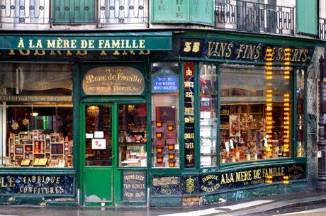 秋のパリ日記4:老舗お菓子屋さん、クラシックなビストロ、パリの食は美しい♪_e0114020_4395257.jpg