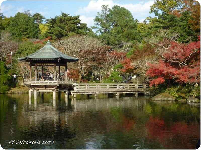 ◆ 初めての成田山 新勝寺へ (2013年11月)_d0316868_20471769.jpg