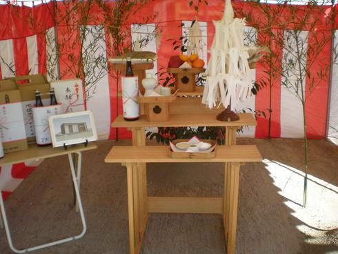 加治木のクリニックの地鎮祭が行われました_d0174072_16461075.jpg