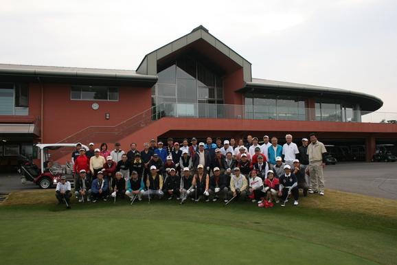 学区ゴルフコンペ 11月3日_e0215179_11222121.jpg