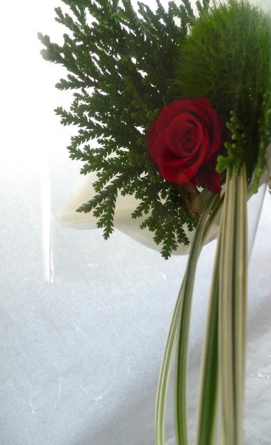 カフェでのイベントに、テーブル上に飾る小さな花束3種。_b0171193_19035761.jpg