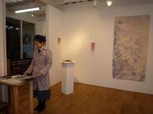 11月19日 「風雅10周年 記念染織展」開催中!_e0189606_16245357.jpg