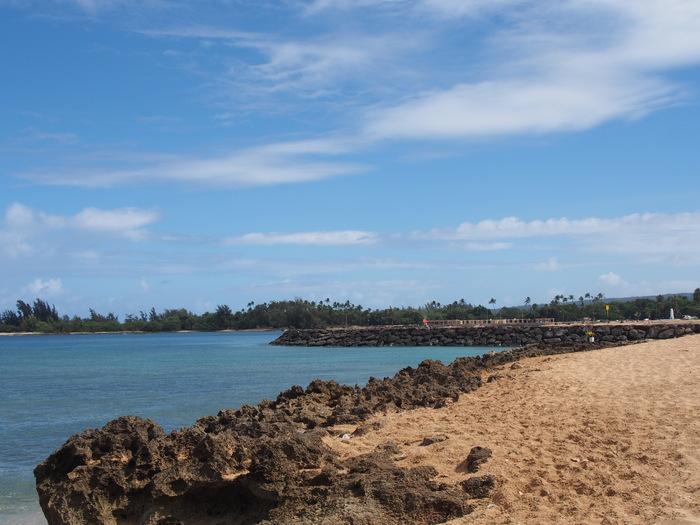2013 10月 ハワイ(30)  カワイロアビーチ から ププケアビーチまで_f0062122_823585.jpg