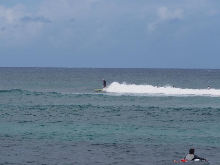 2013 10月 ハワイ(30)  カワイロアビーチ から ププケアビーチまで_f0062122_8361649.jpg