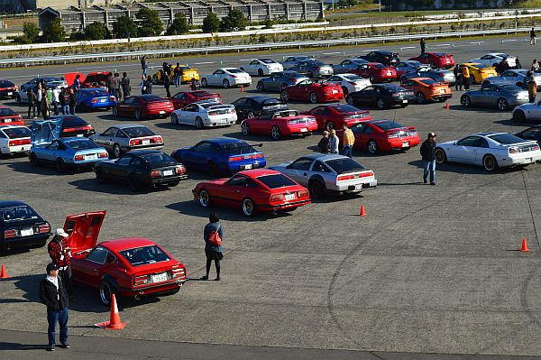 Z Car Fiesta 2013 GRANDRIVE その3_f0157823_5245514.jpg
