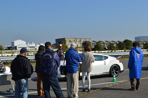 Z Car Fiesta 2013 GRANDRIVE その3_f0157823_5262521.jpg