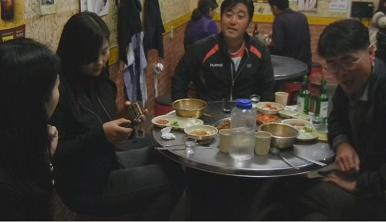 清州  豚さん専門の炭火焼肉屋さん_b0129725_21402251.jpg