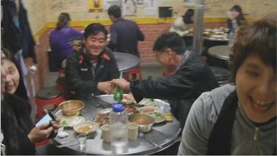 清州  豚さん専門の炭火焼肉屋さん_b0129725_22422586.jpg